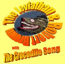 """The Leviathan & Robert Brown"" CD - story in verse of Millport's Crocodile Rock"