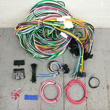1949 - 1962 Ford Car Wire Harness Upgrade Kit fits painless new terminal update