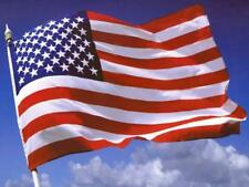 3x5 FT Polyester US U.S. FLAG USA American Stars Stripes United States Grommets#