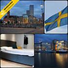 3 Tage 2P Malmö Schweden 3★ Hotel Zentrum Kurzurlaub Hotelgutschein Reiseschein