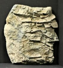 """106P Master Rock Casting Liberty Basalt Multi Scale 6"""" x 7"""" x 1"""" Painted"""