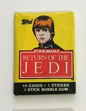 1980s Star Wars Trading Cards