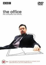 The Office : Series 1 (Dvd 2005) Ricky Gervais, Martin Freeman BBC Comedy, Drama