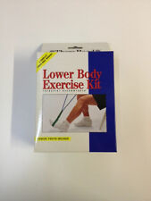 Lower Body Exercise Therapy Workout Resistance Tubing KIT THERA-BAND HYG163LWR