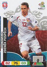ZDENEK POSPECH # REP.CZECH CARD PANINI ADRENALYN EURO 2012