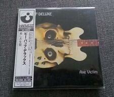 Be Bop Deluxe Axe Victim JAPAN MINI LP CD SEALED