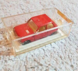 Majorette Renault 5 Red #257 in  Original Box . France. Mint