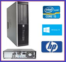 HP 8300 i5-3570 3.4Ghz 8GB RAM 240GB SSD +2TB SATA Win10 Wifi Desktop PC USB 3.0