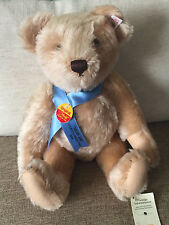 Steiff #655258 Herr Jan Teddy Bear Steiff Club Meeting Event Bear 1996 LE NWT