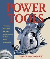 Power Tools: Portables. Benchtops. Machines. Classics. Speciality Tools. Blades.