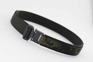"""1.5"""" Hybrid COBRA® EDC Belt Multicam Black"""