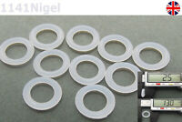 13mm OD  2.5mm CS O Rings Seal Silicone VMQ Sealing O-rings Washers