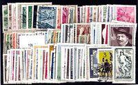 Austria  - Stamps - Lotto da 85  differenti -