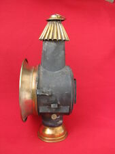 LAMPE ANCIENNE DARRIS GIMONT TRAIN FIACRE / lamp lanterne