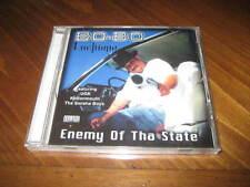 BO-BO Luchiano - Enemy of the State Rap CD - UGK tha Swisha Boys Kottonmouth