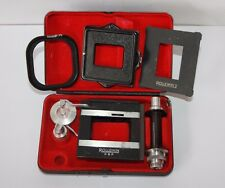 Rollei Rolleikin 35mm film adapter kit, for Rolleiflex 2.8C Cameras