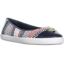 Espadrille Flats Wide (C, D, W) Synthetic Flats for Women