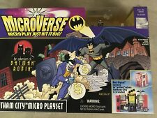 RARE BATMAN MICROVERSE GOTHAM CITY KENNER NEW IN BOX SHIPS QUICK & FREE!