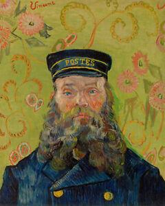 Vincent van Gogh - The Postman