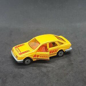 Majorette 200 Series (Serie) #272 Ford Sierra Vintage Die-Cast Vehicle 1980s