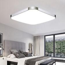 LED Deckenlampe Panel Deckenleuchte Wandlampe Wohnzimmer Flur IP44 18W Kaltweiß