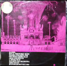 HANDEL ROYAL FIREWORKS MUSIC (PURPLE COVER) VINYL LP AUSTRALIA