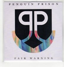 (GH502) Penguin Prison, Fair Warning Remixes - DJ CD