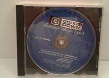 3 Doors Down - Behind Those Eyes (Promo CD Single, 2005, Universal)