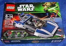 OFFICIAL LEGO STAR WARS MANDALORIAN SPEEDER SET No 75022 - (Box Still Sealed)