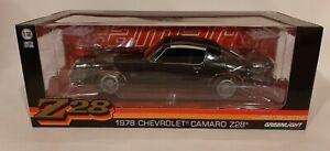 Greenlight 1/18 1978 Chevrolet Camaro Z28 New
