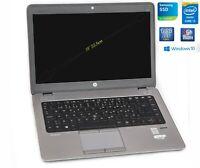 "HP Elitebook 840 G2 I5-5300u 8GB 500GB HDD 14"" FullHD IPS Display Guter Zustand"