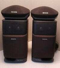 Aiwa BookShelf Surrounded Speakers Model SX-L70 With SX-R275 Working