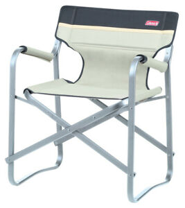 Coleman Faltstuhl Campingstuhl Strandstuhl Deck Chair Khaki 3138522040659