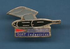 Pin's pin GIAT INDUSTRIE MISSILE (ref 090)