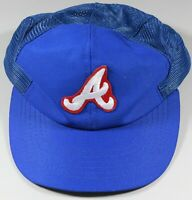 Vintage Atlanta Braves Baseball Sports Specialties Trucker Mesh Snapback Hat Cap