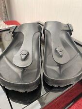 Birkenstock Black Eva Size 6/39