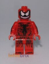 Lego Carnage (No Tentacles) from Set 76036 SHIELD Sky Attack Super Hereos sh187