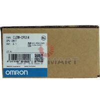 Brand New In Box Omron CJ12M-CPU14 PLC
