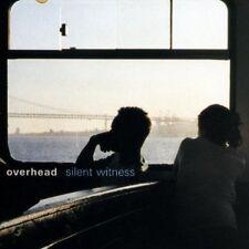 OVERHEAD - SILENT WITNESS  CD POP-ROCK INTERNAZIONALE