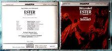 KARL DITTERS VON DITTERSDORF - ESTER ORATORIO - F.SZEKERES - 1 CD n.1421