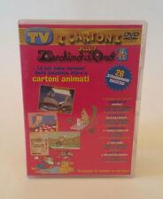 I CARTONI DELLO ZECCHINO D'ORO 26 straordinari successi DVD come Nuovo!