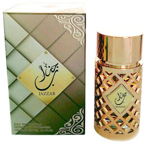 Jazzab Gold Unisex Halal 100ml Eau De Parfum Ard Al Zaafaran