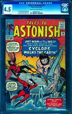 Tales to Astonish #46 CGC 4.5 -- 1963 -- Wasp, Ant-Man, Cyclops #0994265012