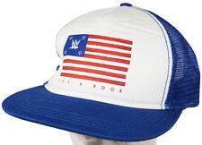 WWE X ROOK FOAM MESH TRUCKER ADJUSTABLE HAT - SNAPBACK CAP NEW