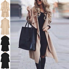 Cotton Blend Unbranded Regular Coats & Jackets for Women