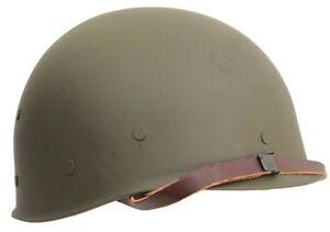 US M1 Helmet Liner - Repro American WW2 Korea Vietnam Soldier Military Uniform