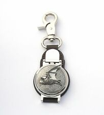 Bat Pipistrelle Design Clip on Fob Pocket Watch Bat Gift