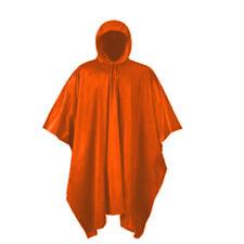 Poncho PVC 100% Rain Waterproof Raincoat Idustrial Heavy Duty Anti Storm