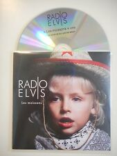 RADIO ELVIS : LES MOISSONS [ CD SINGLE ]