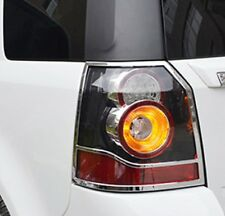For Land Rover Freelander 2 2012-2014 Chrome Car Rear Tail Light Lamp Cover Trim